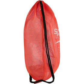 speedo Equipment Mesh Bag L dragonfire orange